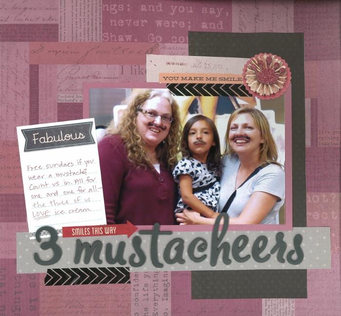 3 Mustasheers